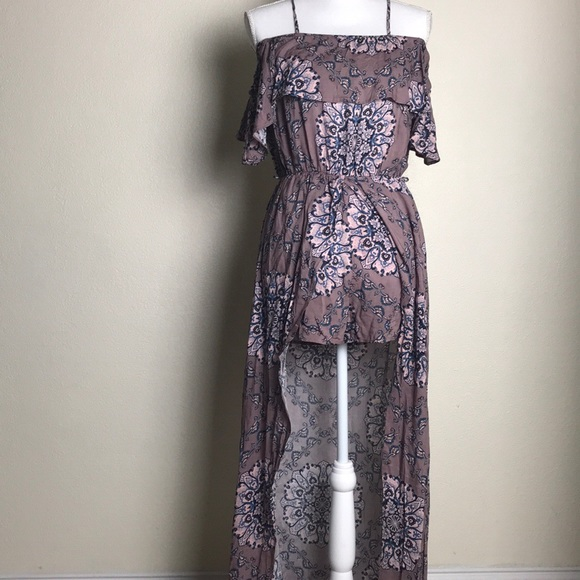 Charlotte Russe Dresses & Skirts - High low dress size medium | Charlotte Russe